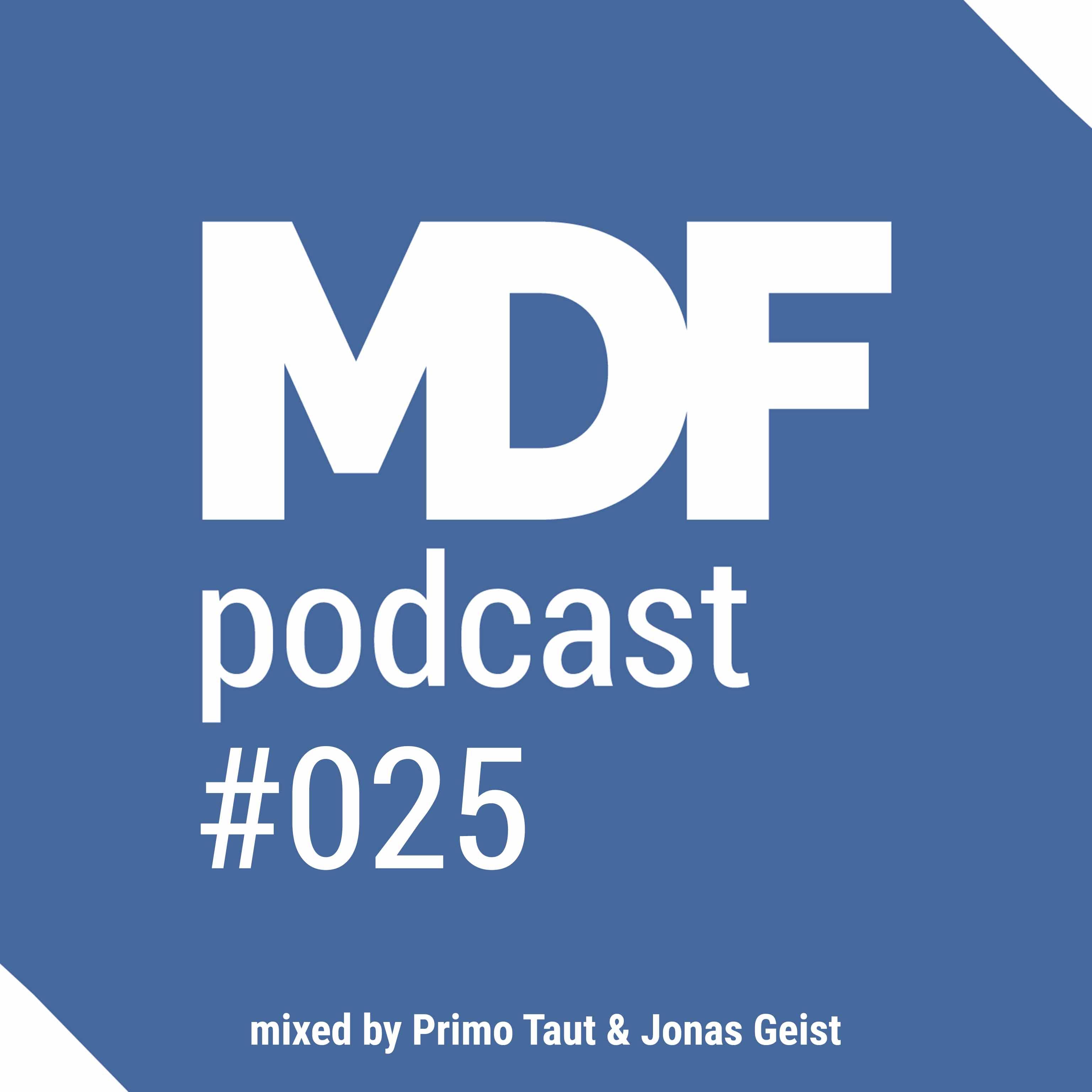 MDF Podcast o25