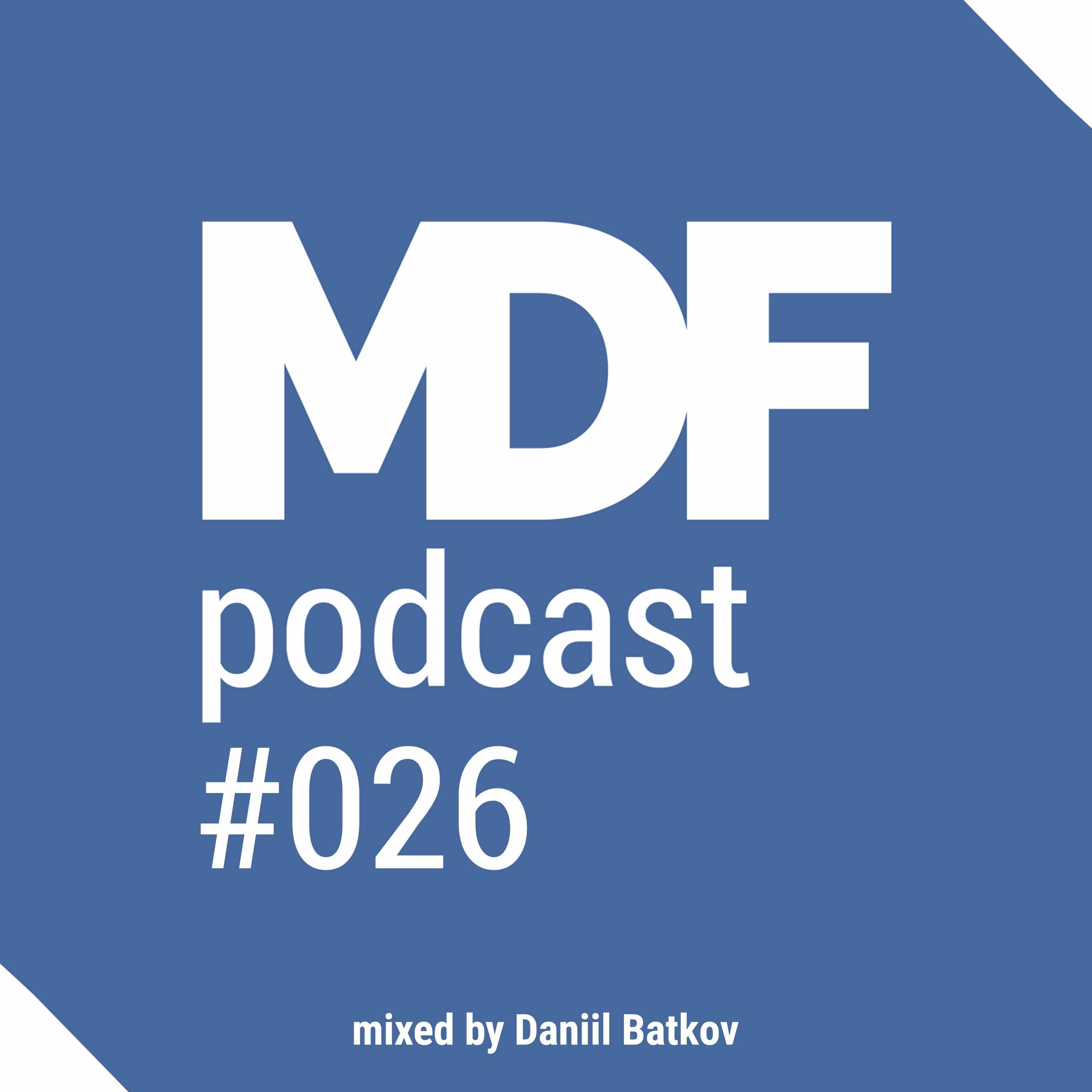 MDF Podcast o26