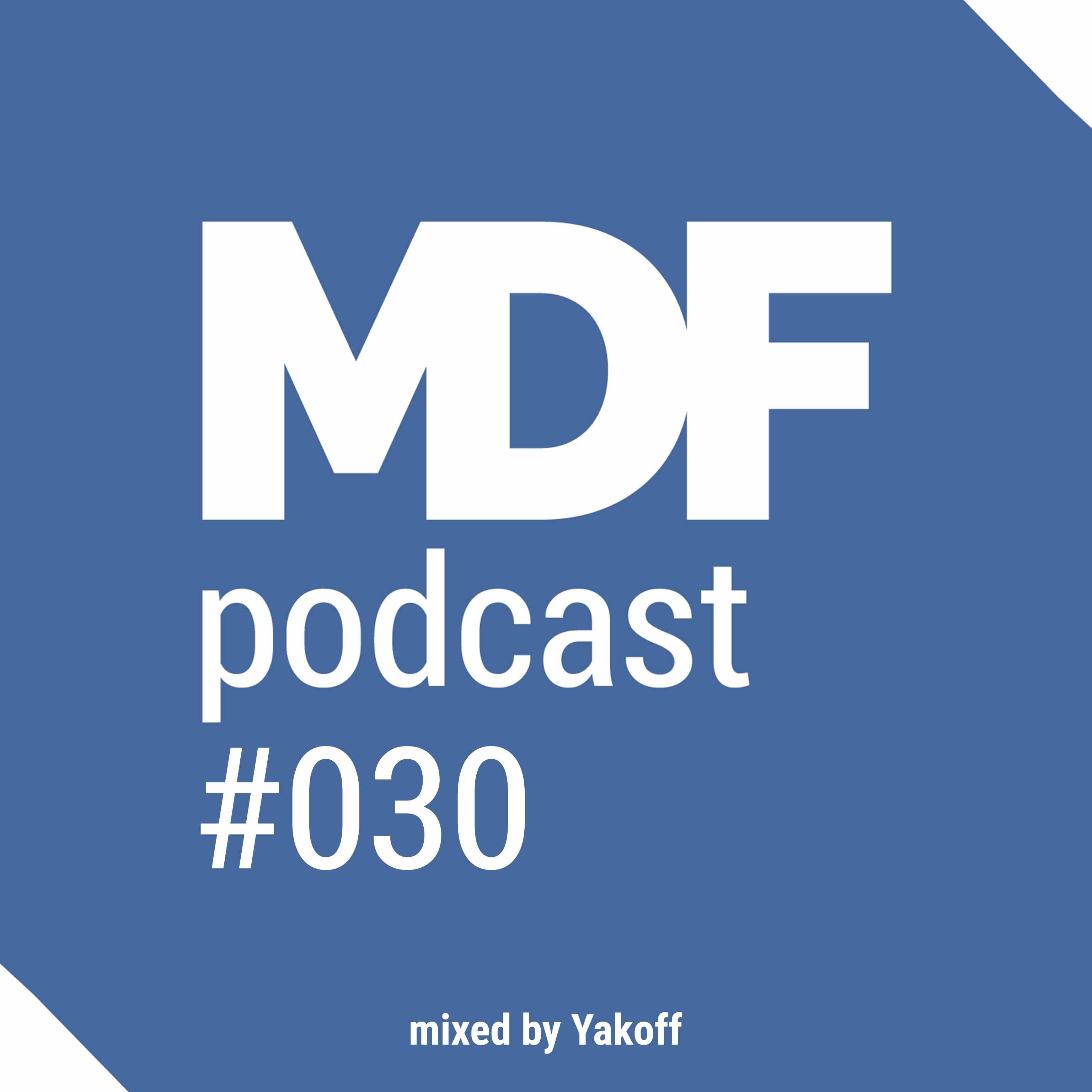 MDF Podcast o30