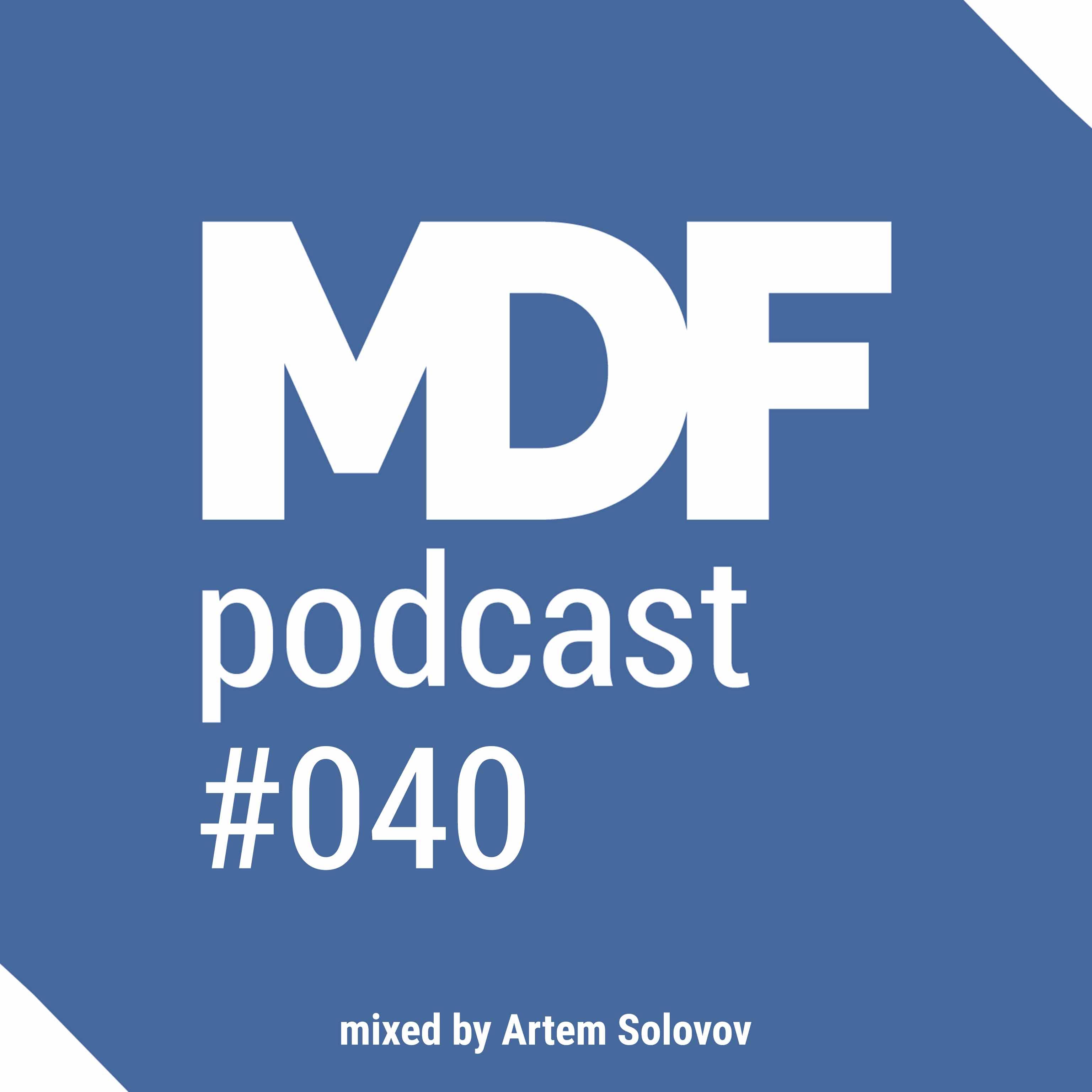 MDF Podcast o4o