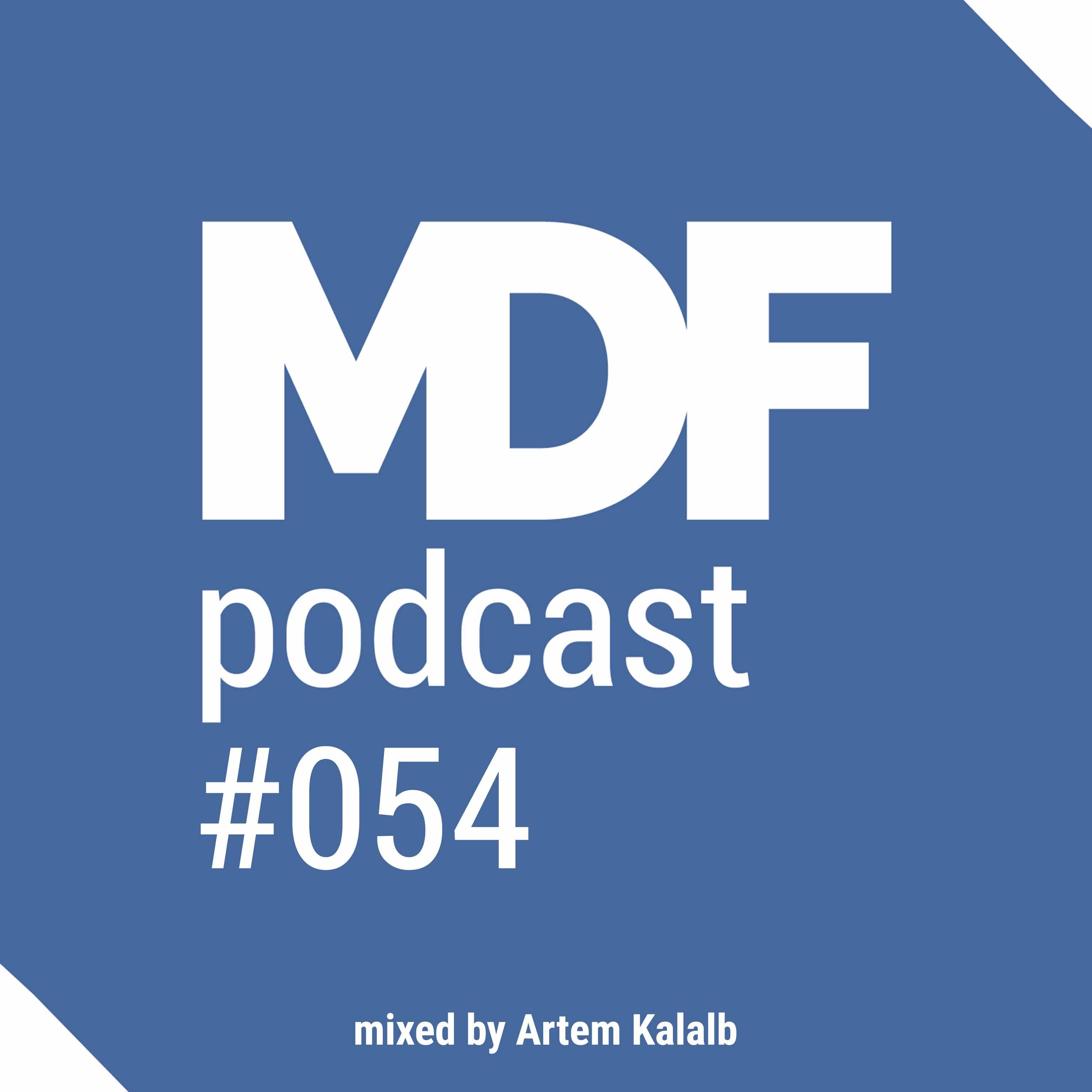 MDF Podcast o54