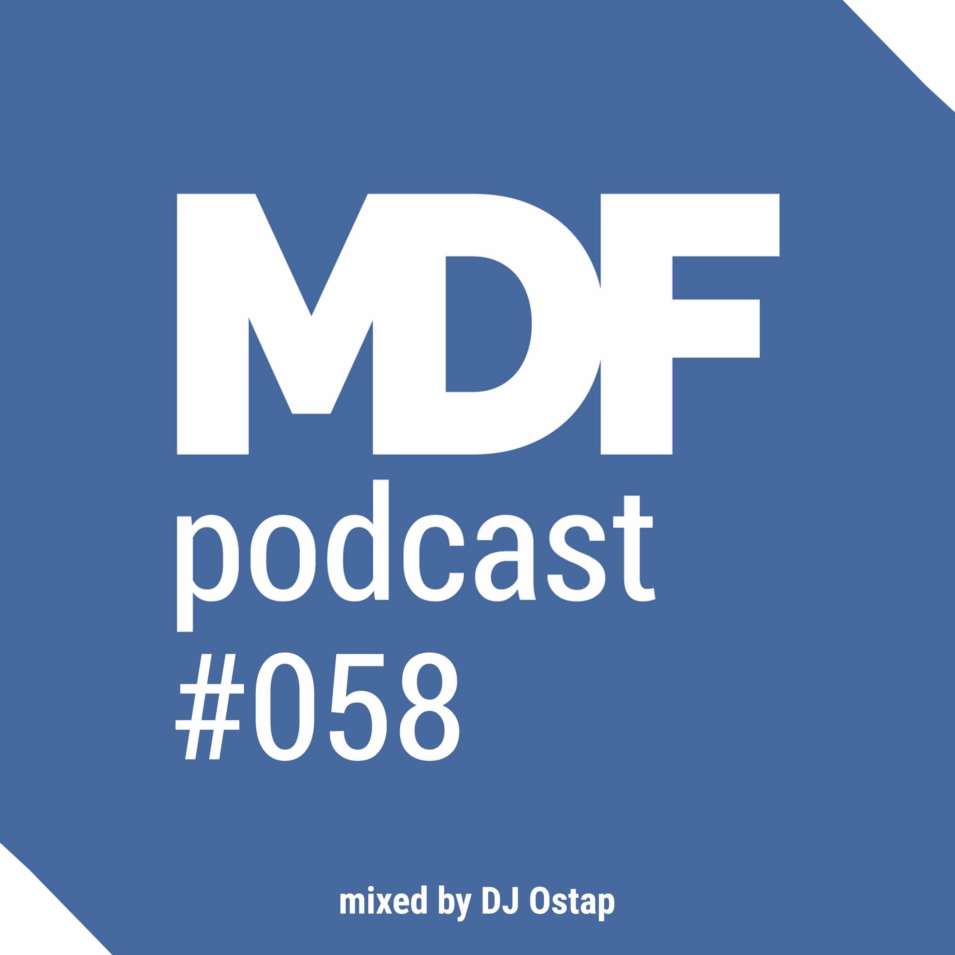 MDF Podcast o58