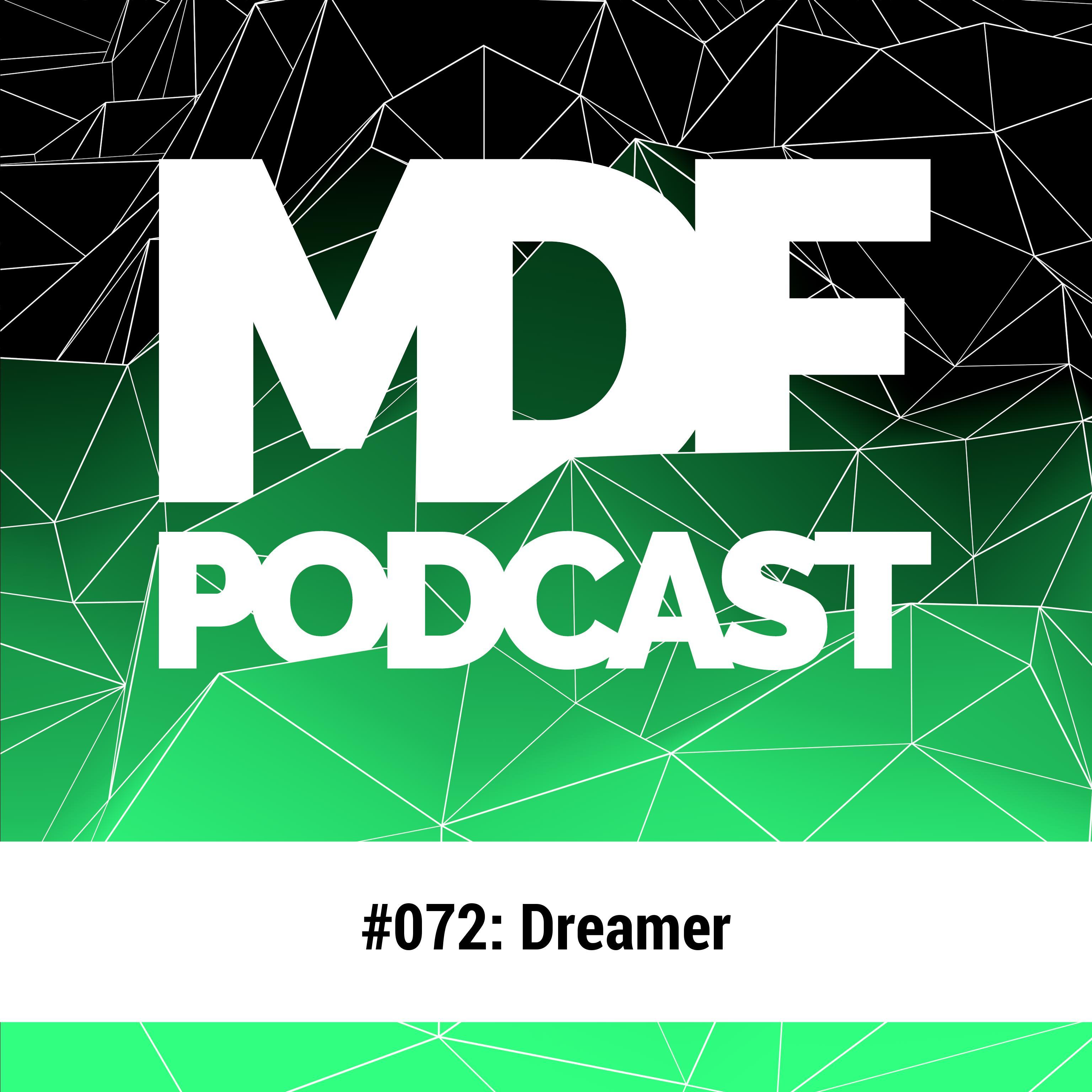 MDF Podcast o72