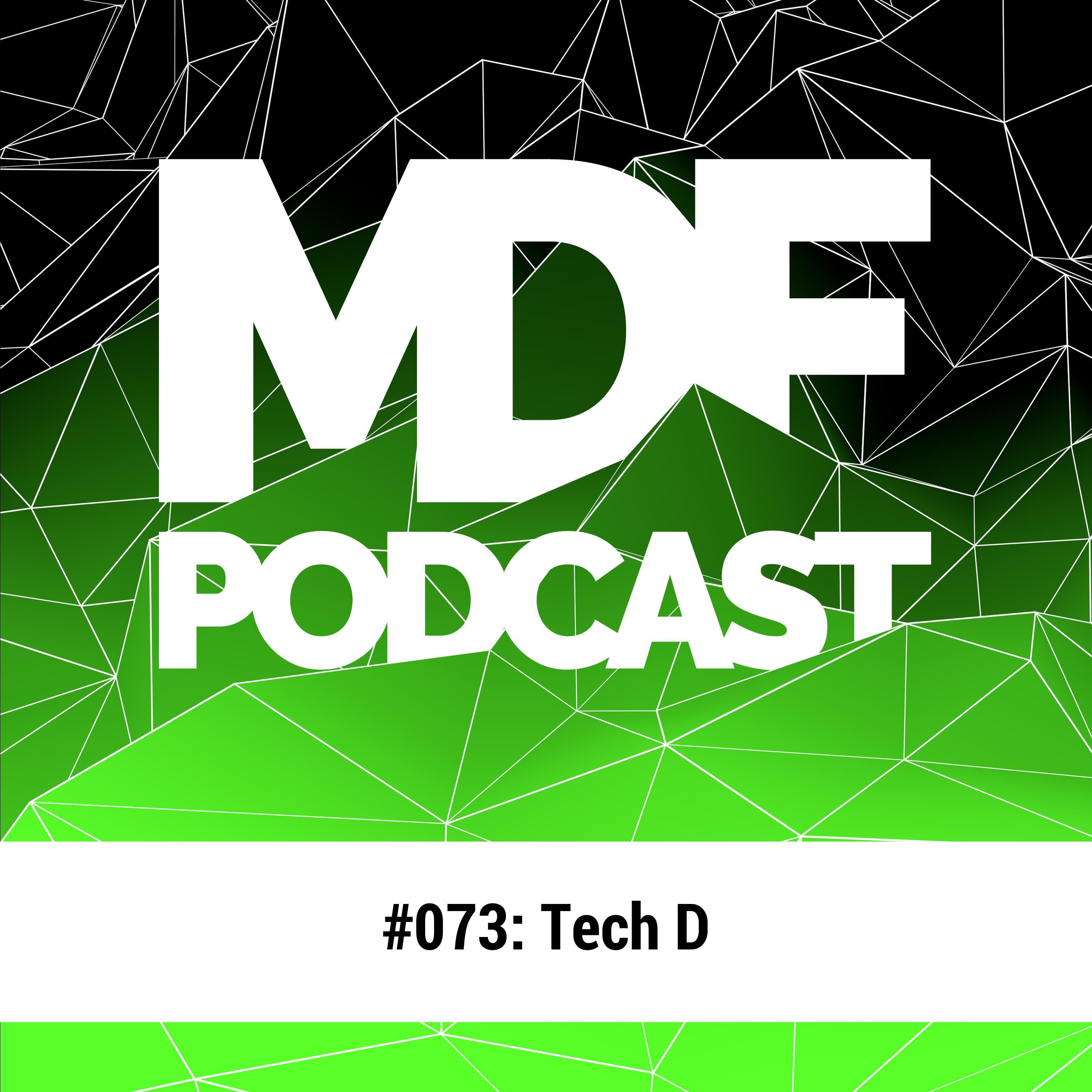MDF Podcast o73