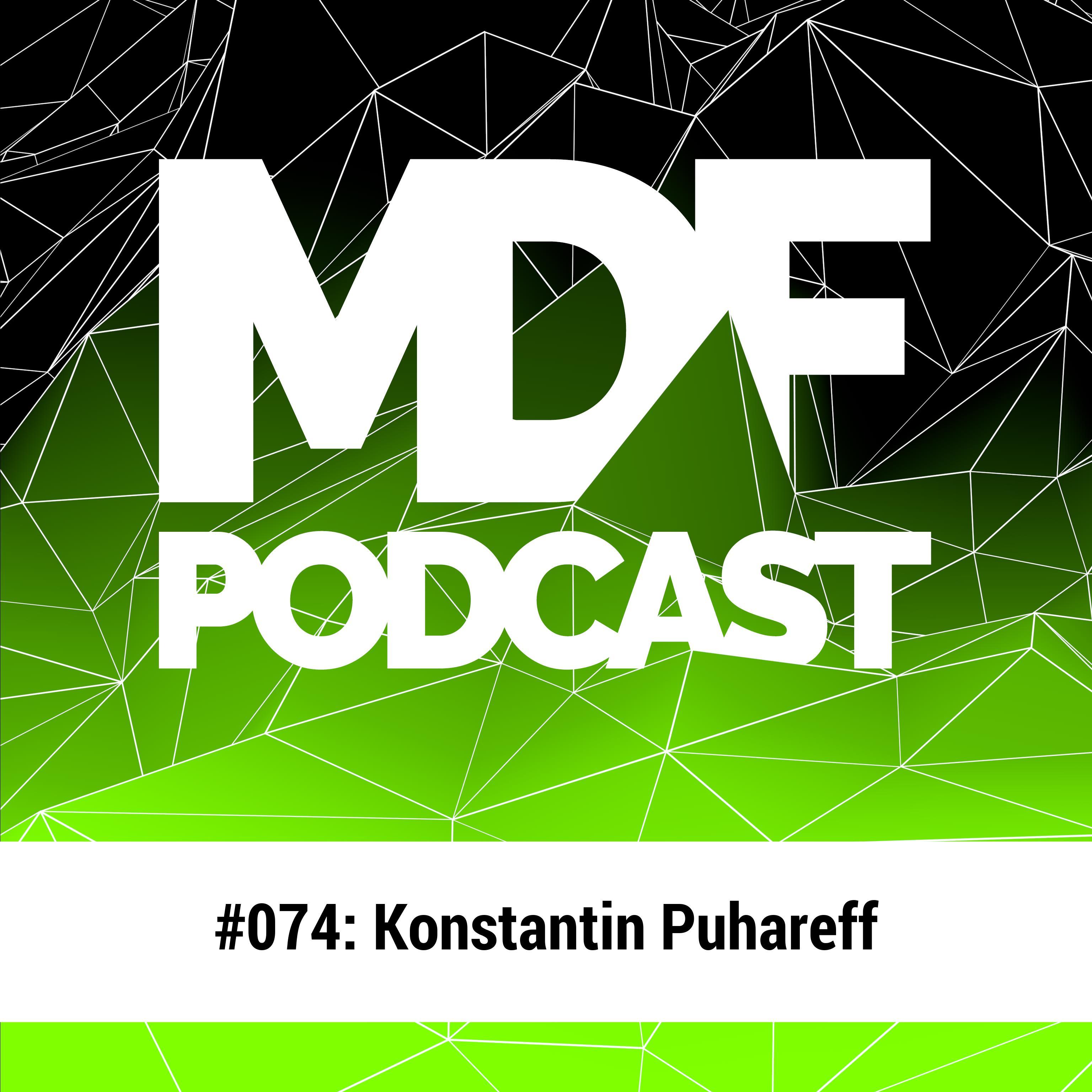 MDF Podcast o74