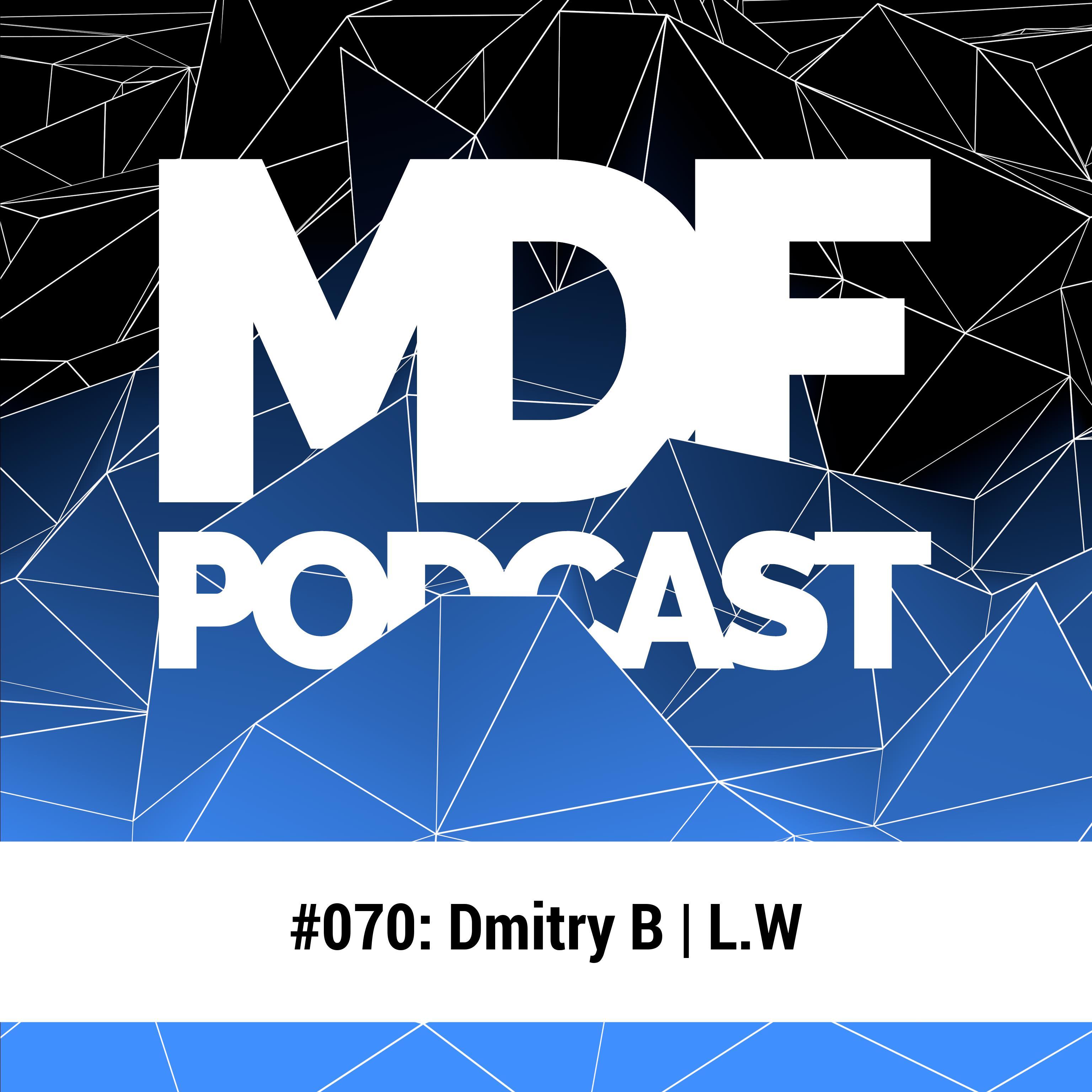 MDF Podcast o7o