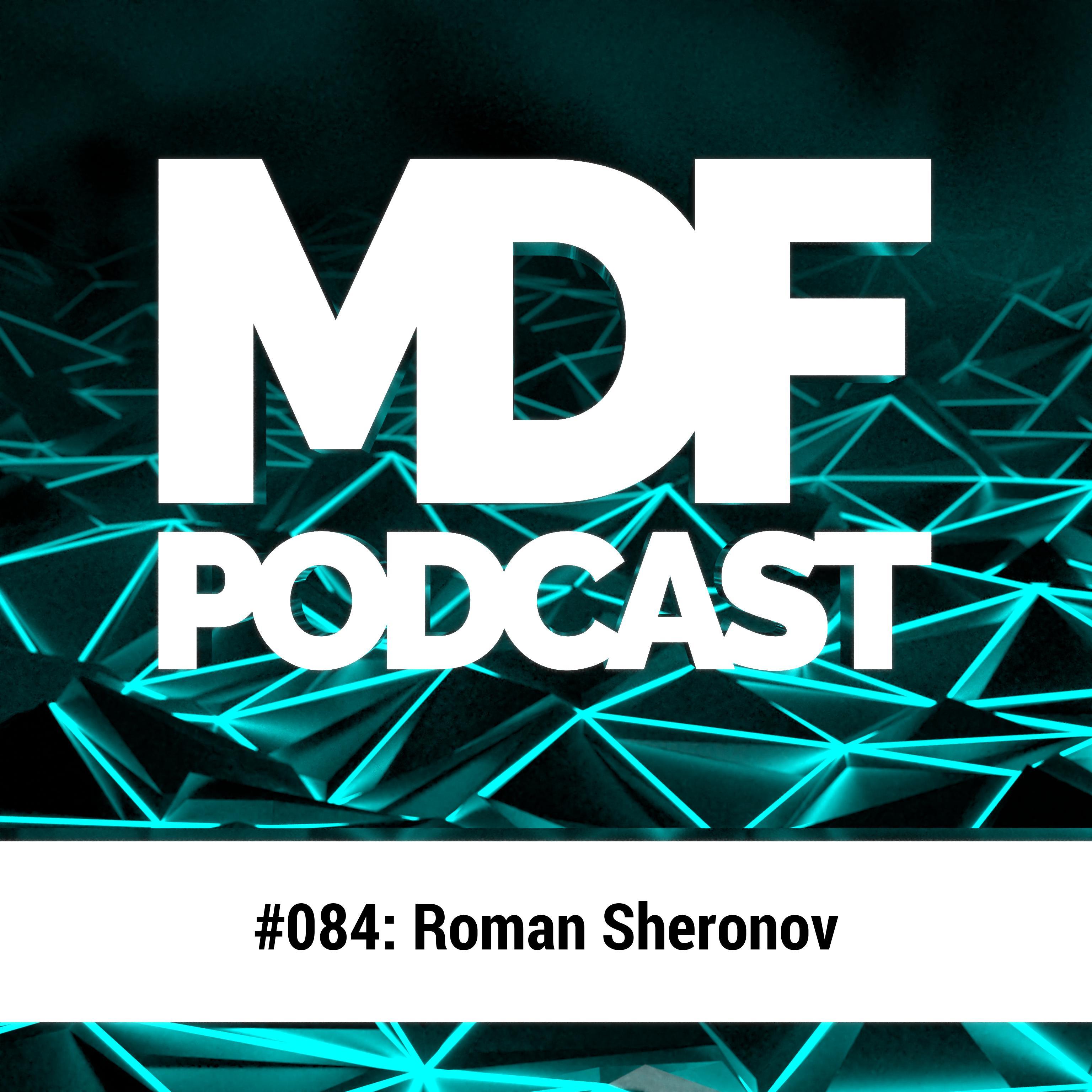 MDF Podcast o84