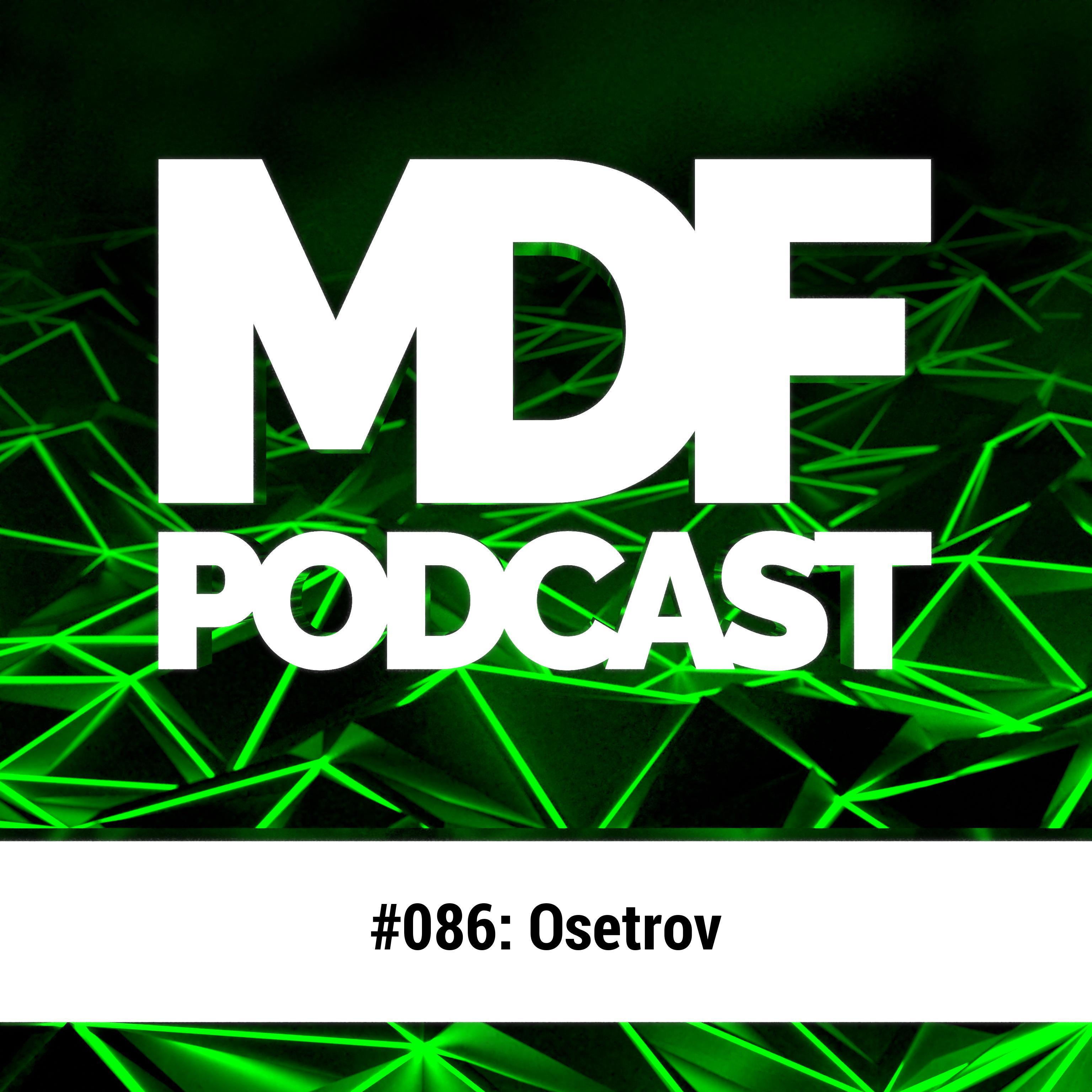 MDF Podcast o86