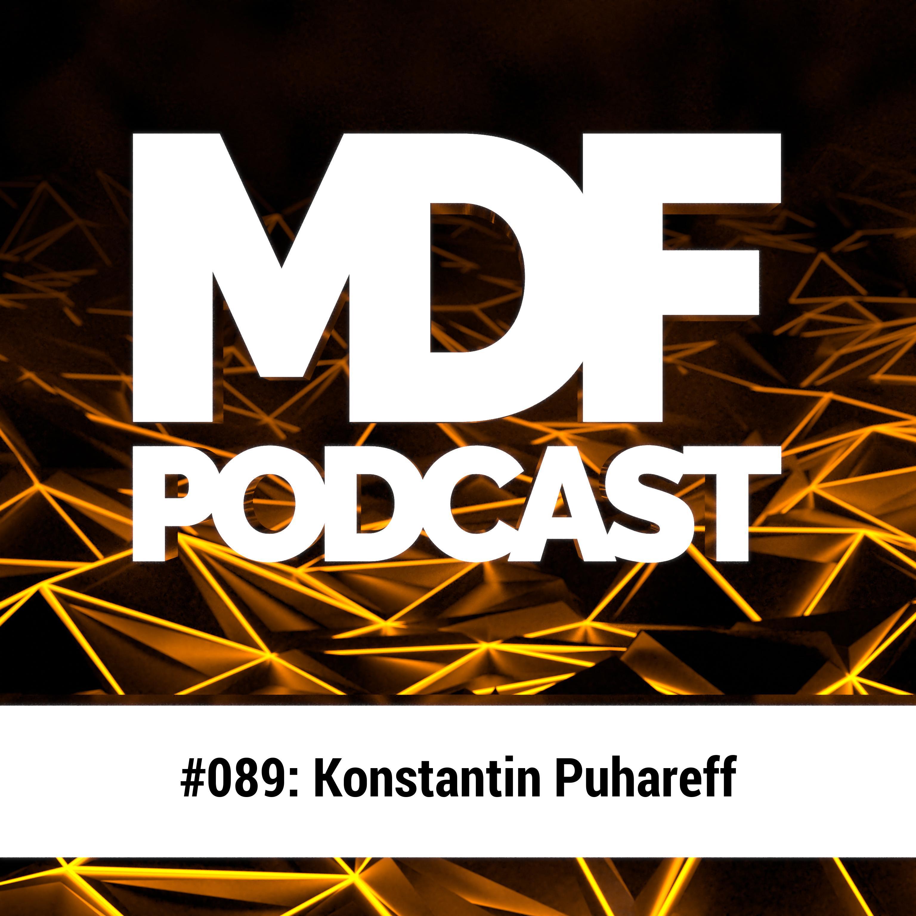 MDF Podcast o89
