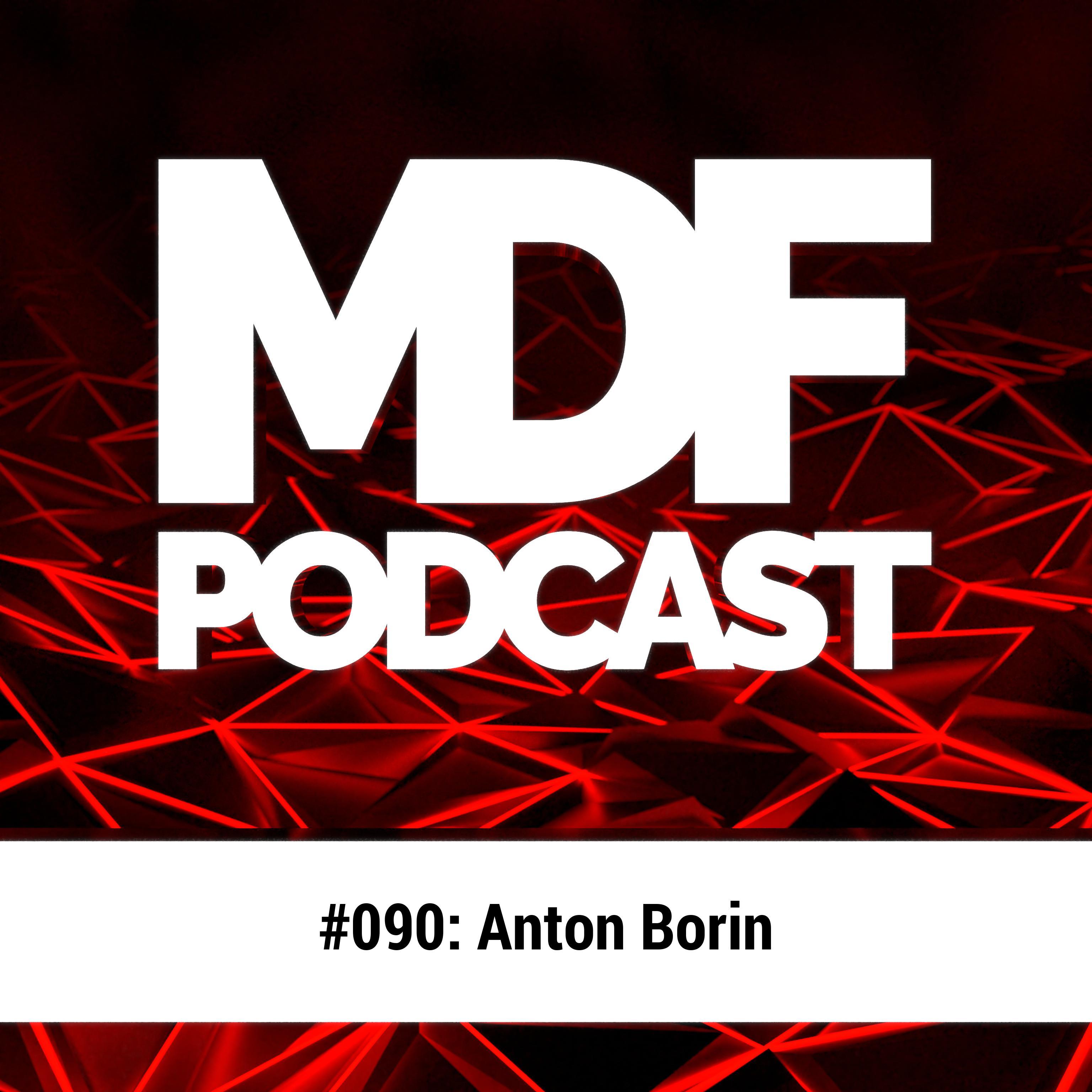 MDF Podcast o9o