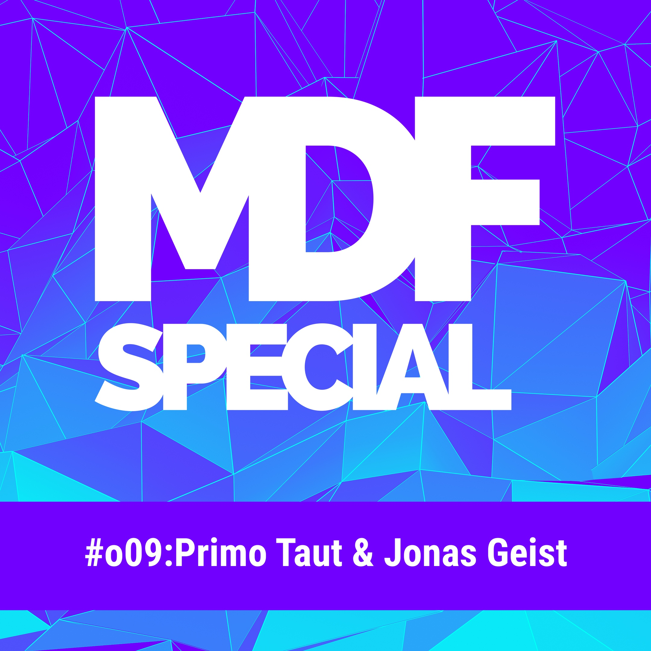 MDF Podcast Special oo9