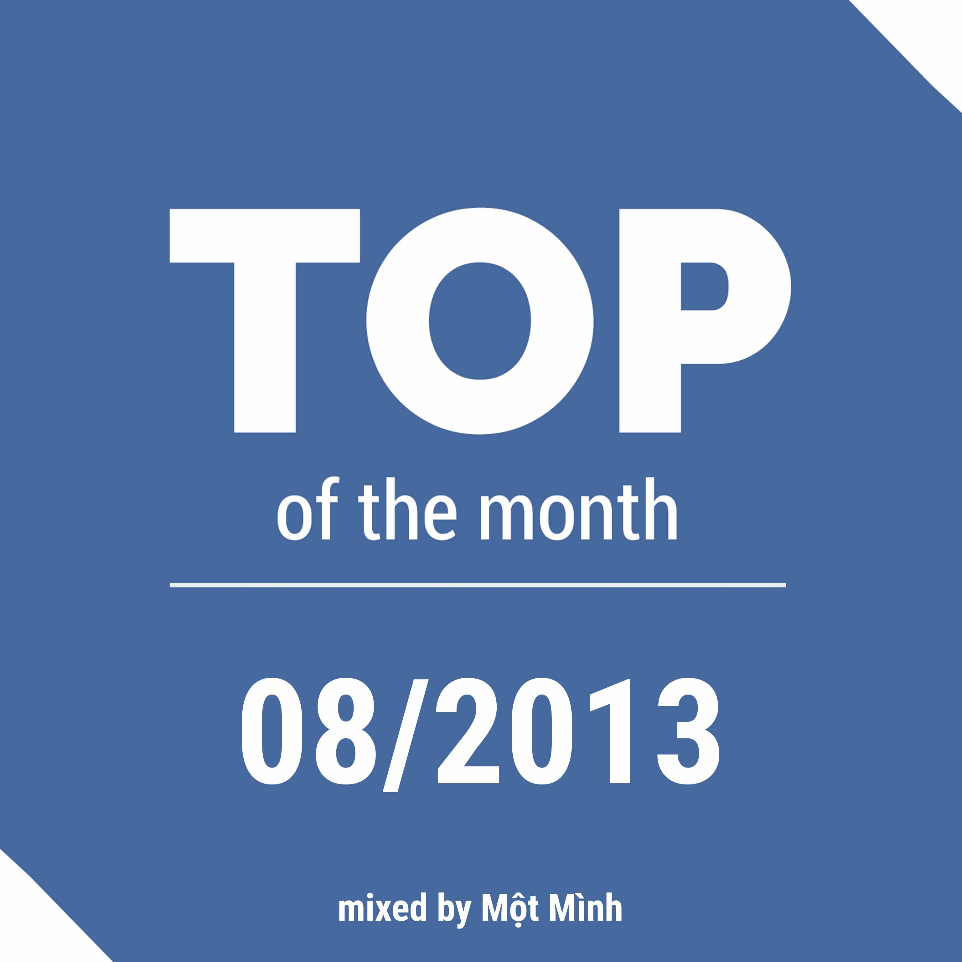 Top 10 of August 2013