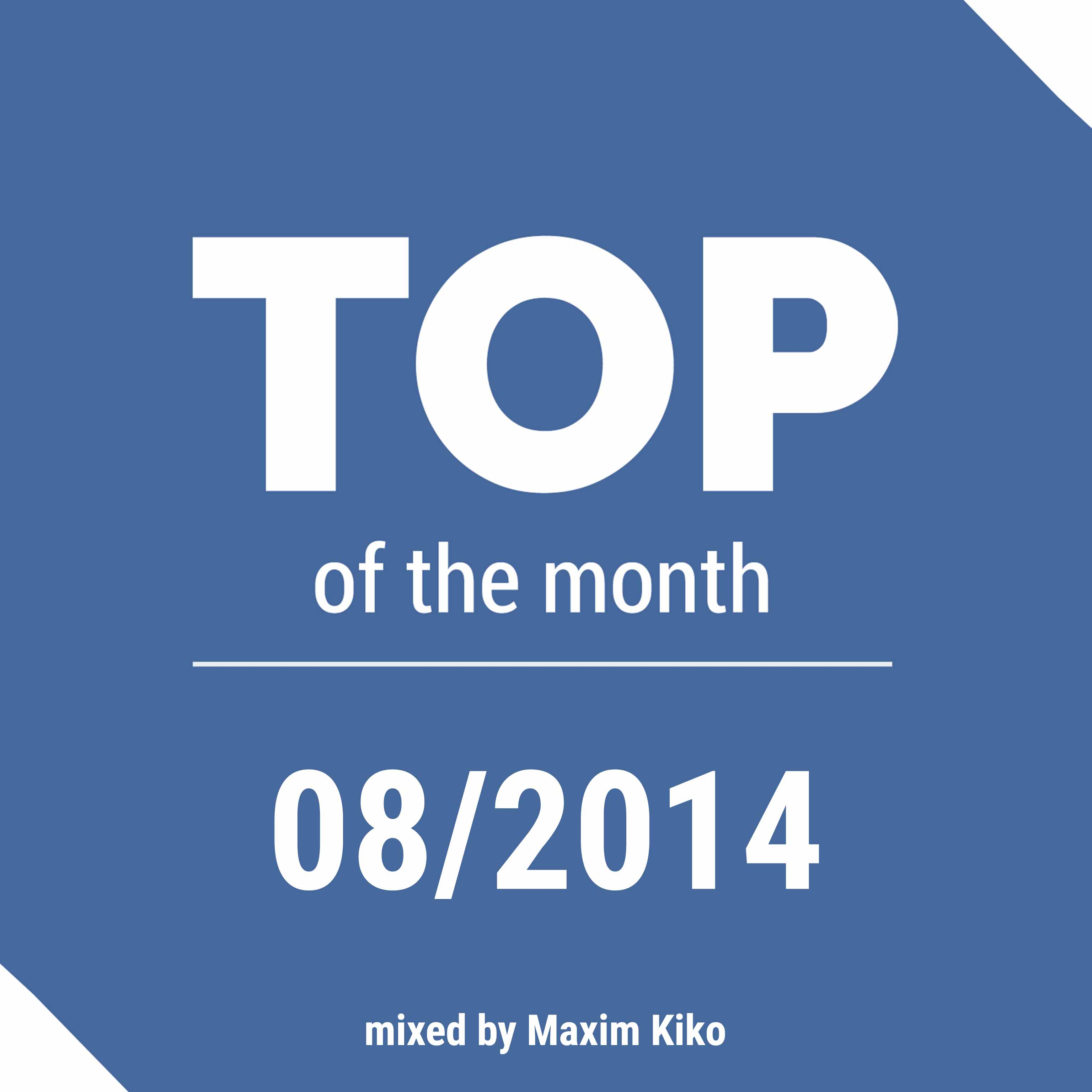 Top 10 of August 2014