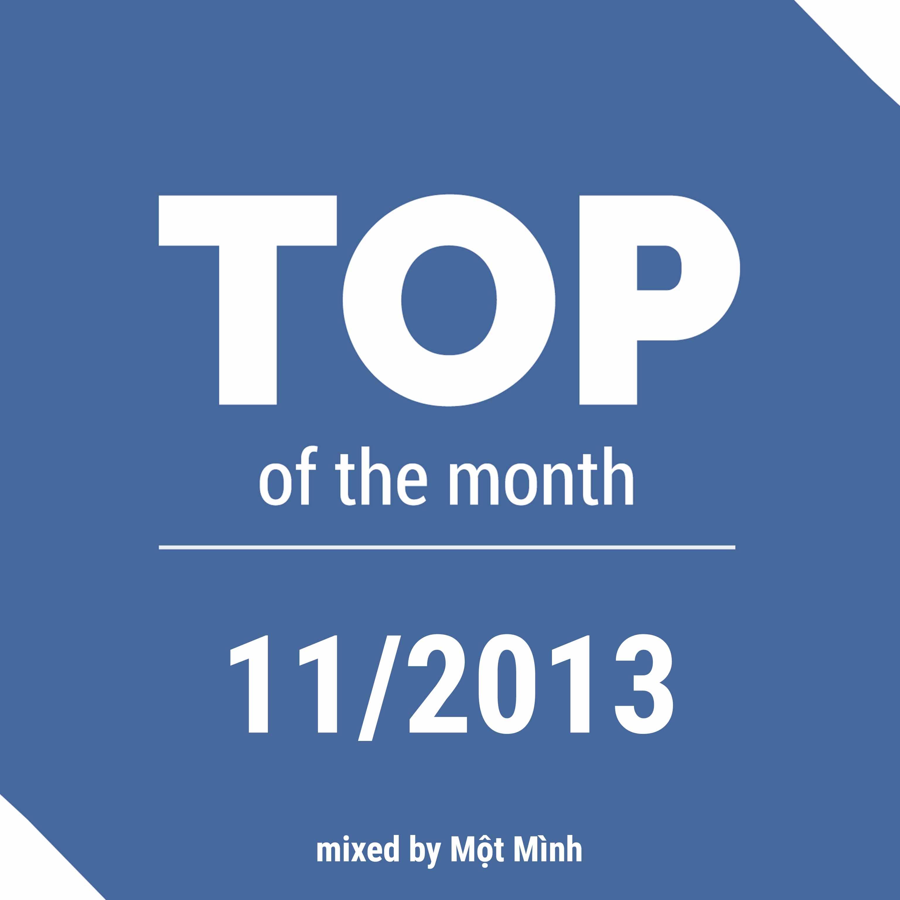 Top 10 of November 2013