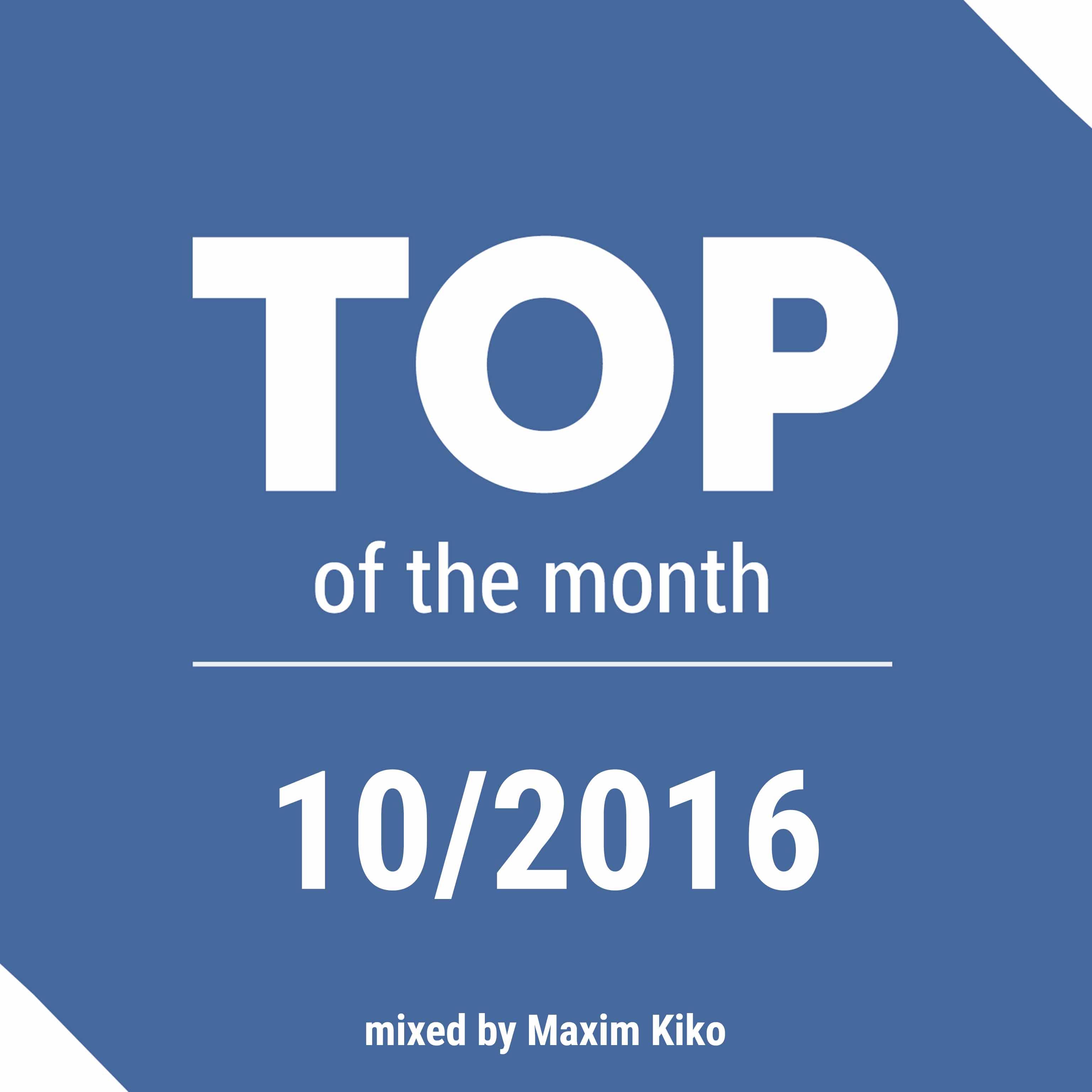 Top 10 of October 2016