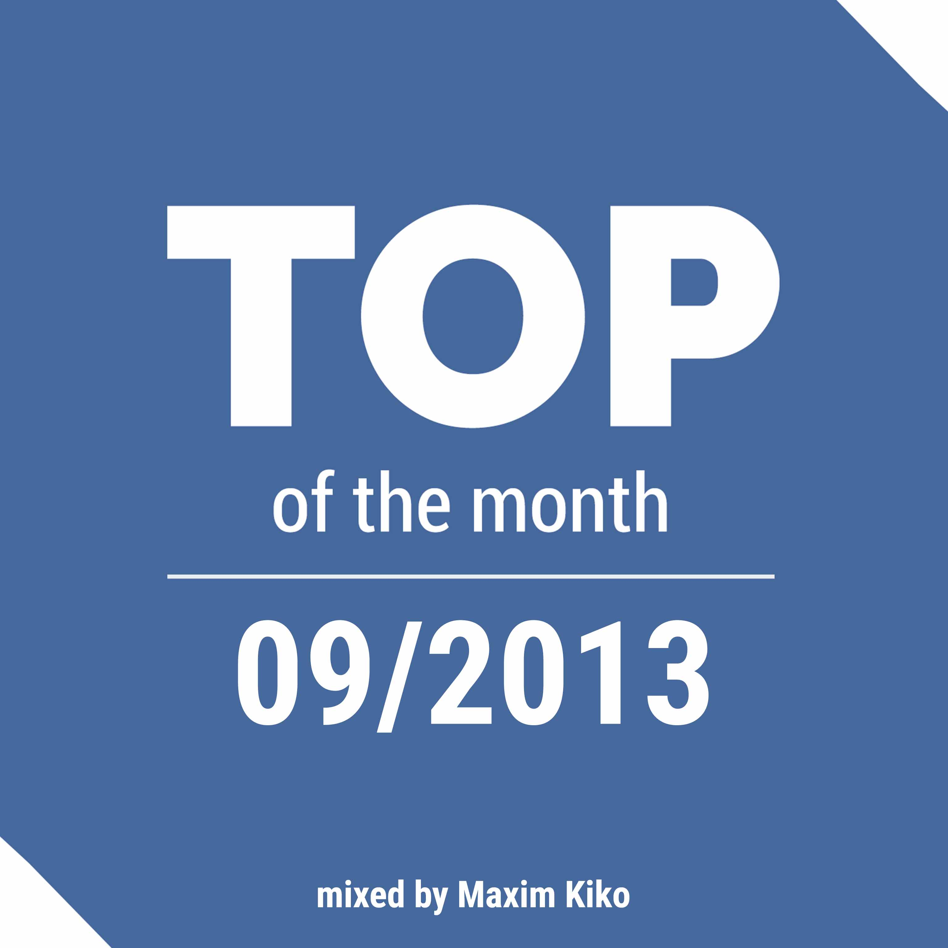 Top 10 of September 2013